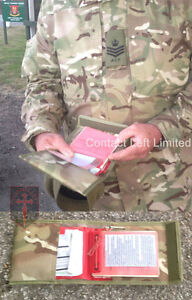 MTP-A6-Cadet-Training-Safety-Precautions-Notebook-Cover-ACF-CCF-ATC-Cadets