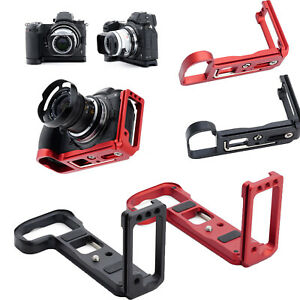 Nouveau GABALE Quick Release L Plate Bracket Holder Camera Grip pour Nikon Z7 Z6 LB-Z7 Tool Sets
