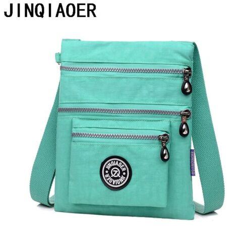Women Handbag Messenger Bags Waterproof Nylon Crossbody Bags Women Shoulder Bag