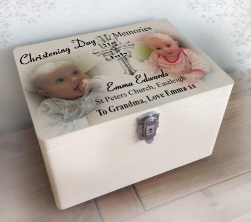 keepsake box jewellery box Personalised luxury extra large wooden memory box