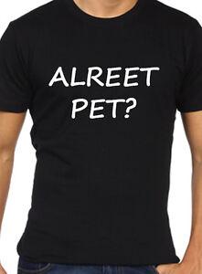animali di di Maglietta degli domestici Geordie Alreet Mens divertente di wFxxqp
