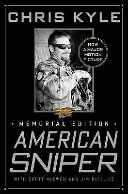 American Sniper: The Autobiography of the Most Lethal Sniper in...(Hardcover)