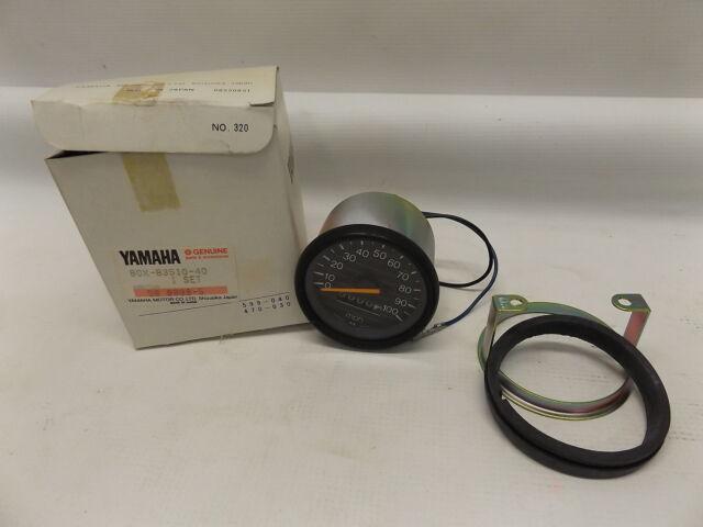 1987 Yamaha Inviter Cf300 Speedometer Gauge Speedo Display 80x-83510-40-00