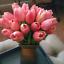 10pcs amazing realistic look tulip flowers