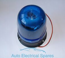 replacement BLUE rotating beacon flasher for CLASSIC FIRE engine Ambulance ETC