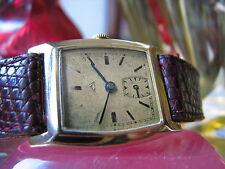 Alpina, 0585, 14 Kar.Gold, Herrenuhr, Handaufzug, Swiss made um 1930