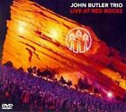 Live at Red Rocks 0880882175122 by John Trio Butler CD