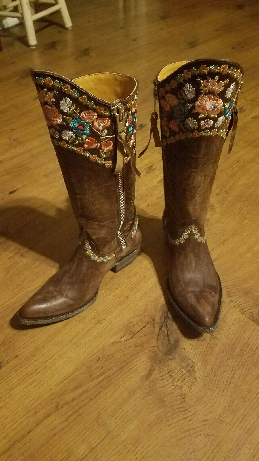 Old Old Old Gringo SIZE 7 WOMEN'S BOOTS New Never Worn 7109c4