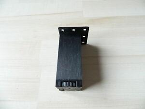 Möbelfüße Metall Eckig.Details Zu Tischbeine Möbelfüße Eckig L 100 Mm Metall Schwarz