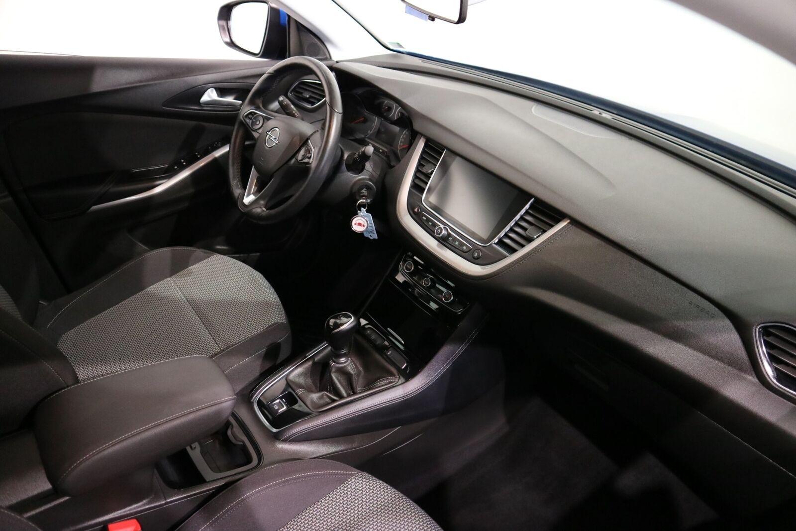 Opel Grandland X 1,2 T 130 Impress - billede 6