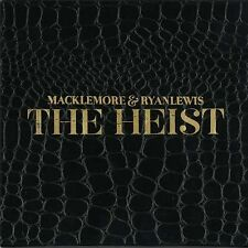Macklemore & Ryan Lewis - The Heist - UK CD album 2013