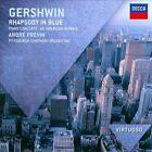 Gershwin: Rhapsody in Blue; Piano Concerto; An American in Paris (CD, Jul-2012, Decca)