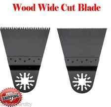 2 Wide Oscillating Multi Tool Saw Blade For Fein 250q Dremel 6300 Mm20 Makita
