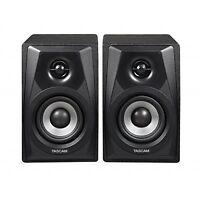 Tascam Vl‑s3 Desktop Active 2‑way 3 Home Studio Recording Monitors Pair Vls