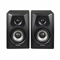 Tascam Vl‑s3 Desktop Active 2‑way 3 Home Studio Recording Monitors Pair Vls