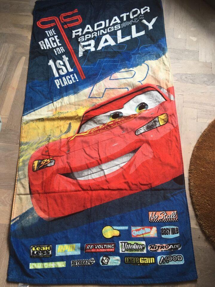 Håndklæde, Disney Cars