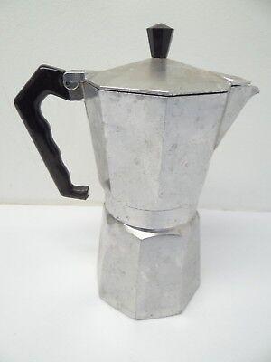 Willensstark Vintage Zanzibar Crusinallo 245 Italien Espresso Gefüttert Kaffeemaschine