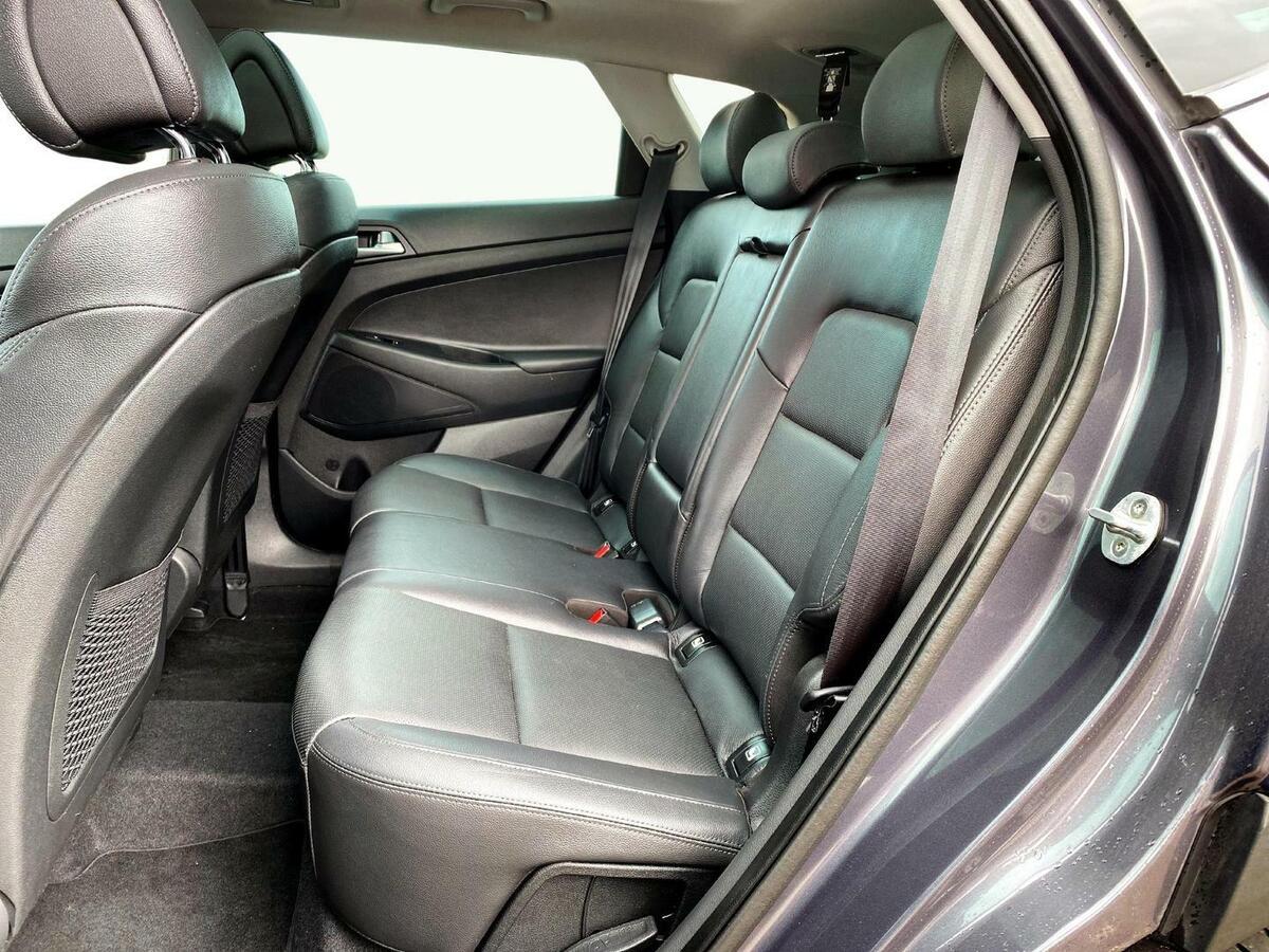 Hyundai Tucson T-GDi Premium DCT 4WD