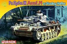 Dragon 1:72 7290: Panzer  Pz.Kpfw.III  Ausf. M mit Wading Muffler