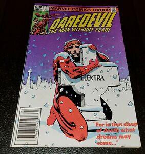 Daredevil #182 Frank Miller 9.4