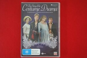 The-Story-Of-The-Costume-Drama-DVD-Free-Postage