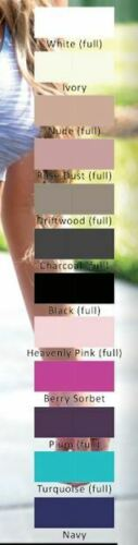 Panties Womens Seamless Boy Shorts One Size 0-8 Nylon Spandex 7 Colors