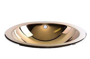 Franke-LG-16-034-Anthracite-Round-Drop-In-Top-Mount-Vanity-Bath-Sink ...