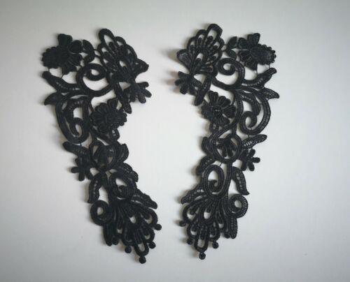 Apliques de tela coser en parches de Cuello Moda