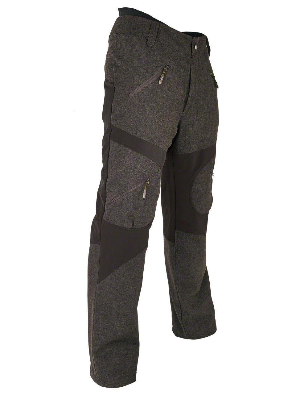 Blaser Winter Trousers Paul - Brown Melange - 116088-027- Waterproof - Primaloft