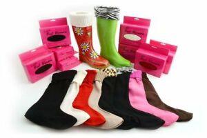 Corkys-Womens-Fashion-Fleece-Boot-Warmer-Sock-Rainboot-Cold-Weather-Boot-Liners