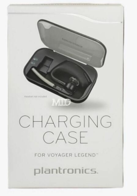 464081517ae Plantronics Charging Case for Voyager Legend Bluetooth Headset for ...