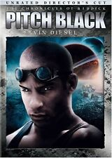 Chronicles of Riddick: Pitch Black  DVD Vin Diesel, Radha Mitchell, Cole Hauser,