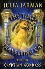 The Time-travelling Cat and the Egyptian Goddess,Julia Jarman- 9781842705216