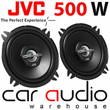 "JVC CS-J520X 5.25"" 13cm 2 Way 500 Watts a Pair Car Van Door Coaxial Speakers"