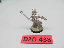 Warhammer 40k Adepta Sororitas, Grey Knights, Inquisition - Female Inquisitor