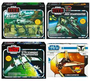 Véhicules Star Wars de grande classe pour personnages de 4   Star Wars Large Class Vehicles For 4