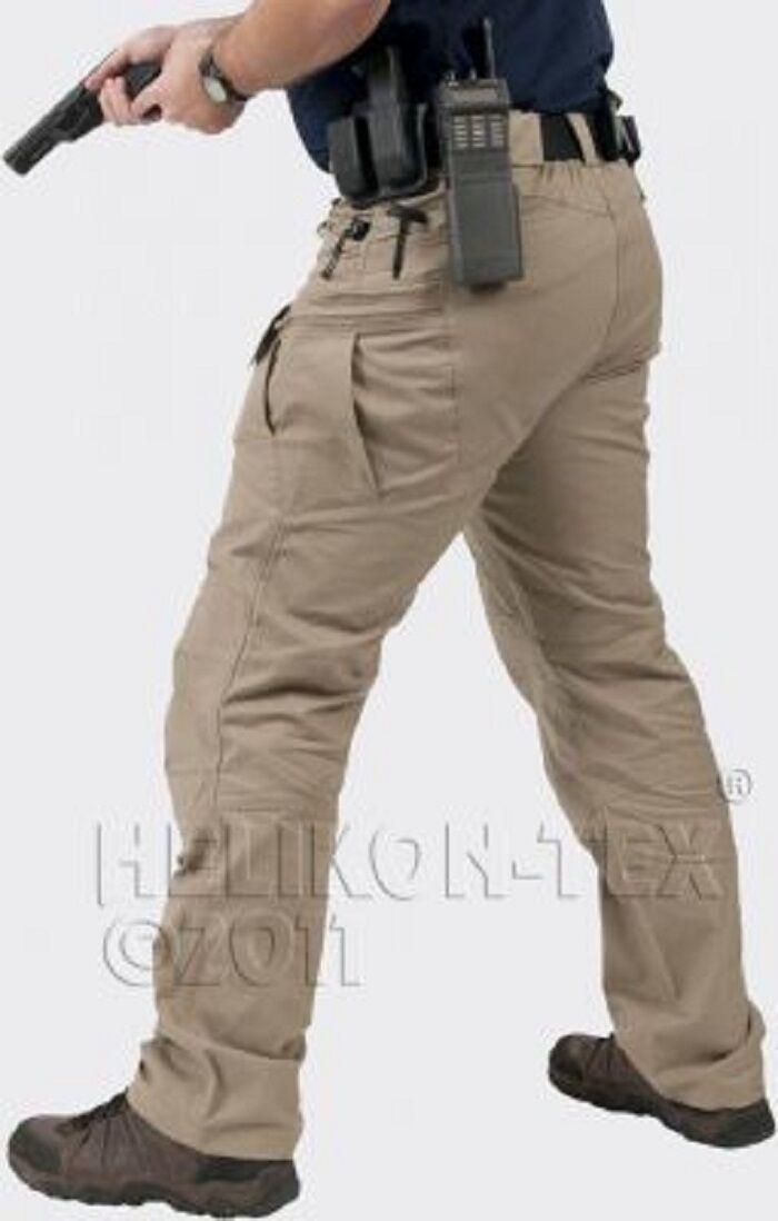 Helikon TEX UTP URBAN TACTICAL OUTDOOR Jungle Pants Pantaloni Jungle OUTDOOR verde 3 XLARGE Regular 5af0ef
