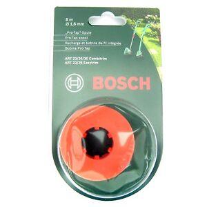 Bosch-Pro-Tap-Spool-ART-23-25-26-30-Easytrim-Combitrim-Strimmer-Line-F016800175
