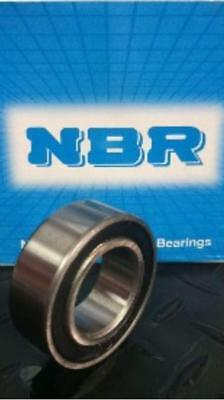 6206-RS1 Radial Ball Bearing Double Sealed Bore Dia 30mm OD 62mm Width 16mm