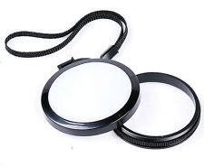 62mm White Balance WB Lens Cap for Pentax K-3 K-S2 K-S1 K-50 K-500 & DA 18-135mm