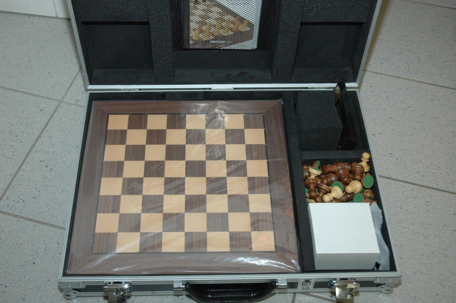 Fuxi double double double à acheter! Valise pour le Chess Genius exclusive aux échecs ORDINATEUR-NEUF 58d409