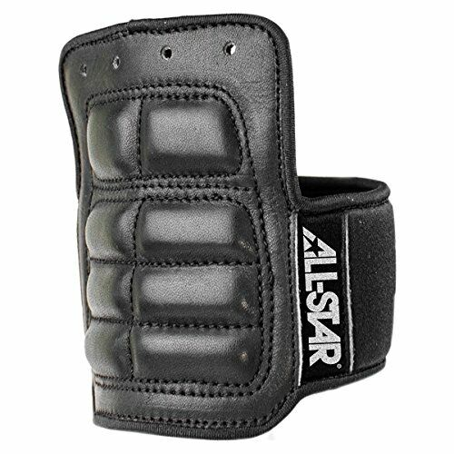 All-Star YG-1 Fielding Glove//Catcher Mitt Pro 4.5 Inch Lace On Wrist Guard