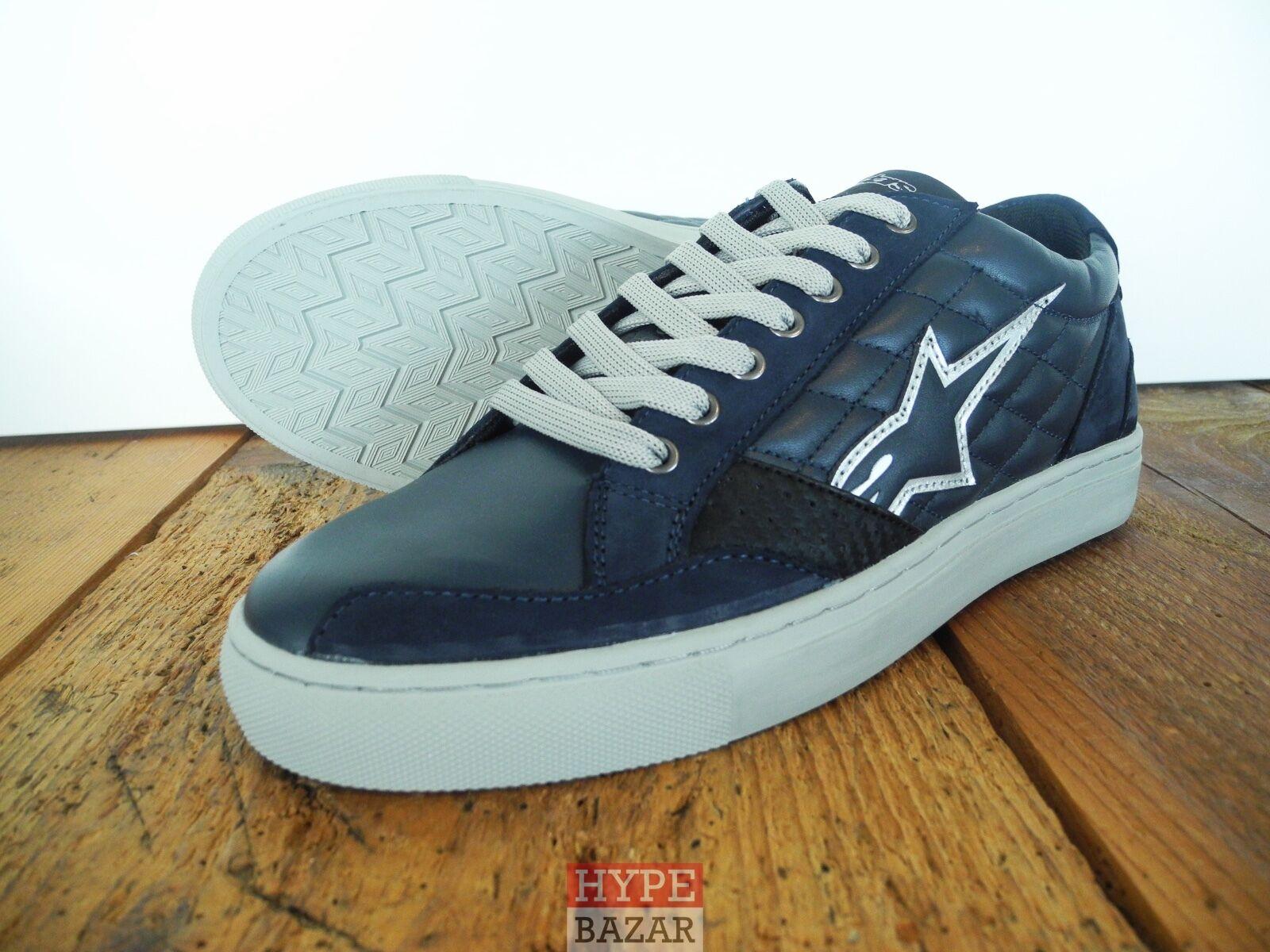 ALPINESTARS ACE Modern shoes/scarpe NUOVO INDIGO GR: US 9 EUR 42 Astars