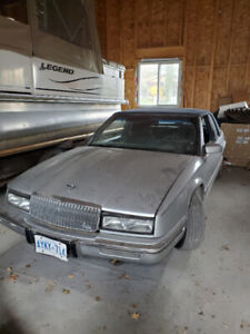 1989 Buick Riviera soft top