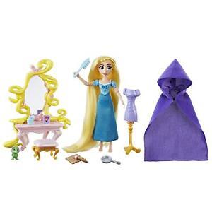 Disney Tangled The Series Rapunzel S Bedroom Vanity With Doll 630509614202 Ebay