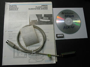 Rockwell-AIM-65-C1541-FDC-w-EPROM-amp-docs-on-CD-works-with-SD-emulator-see-pics