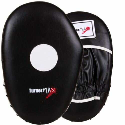 TurnerMAX Focus Hook /& Jab Boxing Punch /& Kick Boxing Muay Thai MMA Gloves UFC