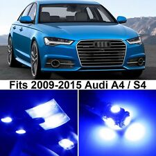 16 x Premium Blue LED Lights Interior Package Upgrade for Audi A4