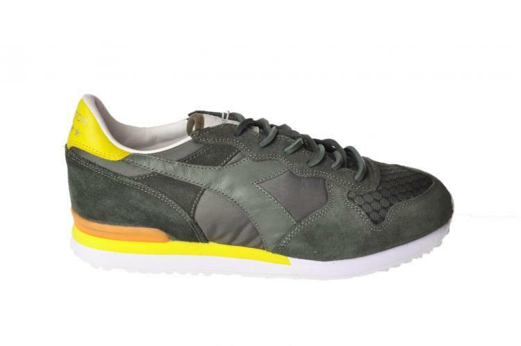 Diadora Heritage By The Editor  -  Sneakers - Male - Green - 2096707A183711