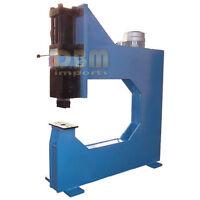 Hydraulic Bench Press 10 Ton 110v 25 Throat Depth For Metal Fabrication Shop